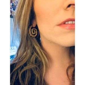 Indian inspired earrings.